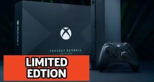 Xbox One X - Project Scorpio Edition Trailer