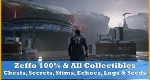 Zeffo 100% Explored & All Collectibles - Star Wars Jedi: Fallen Order