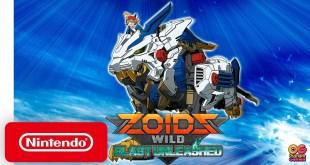 Zoids Wild: Blast Unleashed - Launch Trailer - Nintendo Switch