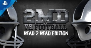 2MD: VR Football Head 2 Head Edition - Multiplayer Gameplay | PS VR