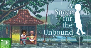 A Space for the Unbound - Teaser trailer