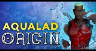 Aqualad Origin (Jackson Hyde) | DC Comics