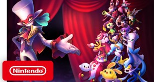 Balan Wonderworld - Announcement Trailer - Nintendo Switch