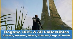 Bogano 100% Explored & All Collectibles - Star Wars Jedi: Fallen Order