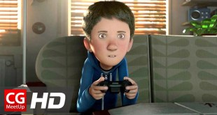 "CGI Animated Short Film HD ""The Present "" by Jacob Frey 