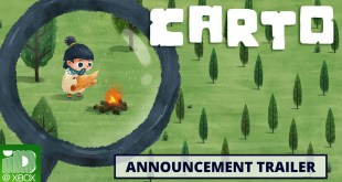 Carto Console Announcement Trailer