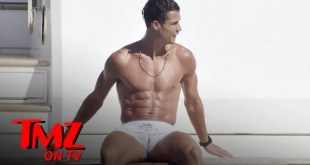 Cristiano Ronaldo's Body Looks Like A Greek God's | TMZ