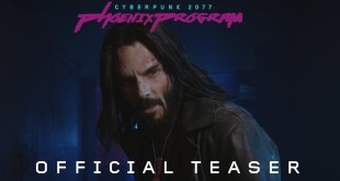 Cyberpunk 2077 Fan Film: Phoenix Program - Official Teaser (2020)