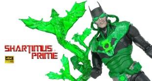 DC Multiverse Batman Green Lantern Dawnbreaker McFarlane Toys DC Comics Action Figure Review