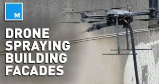 Drones May Replace Scaffolding in Construction | Mashable