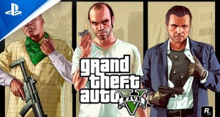 Grand Theft Auto V and Grand Theft Auto Online - Announcement Trailer | PS5