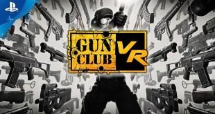 Gun Club VR - Launch Trailer | PS VR