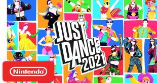 Nintendo Switch Just Dance 2021 Video Games - Official Song List