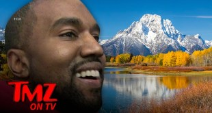 Kanye West Approved To Build Mega Mansion In Wyoming | TMZ