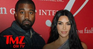 Kanye West Says He's Trying to Divorce Kim Kardashian | TMZ
