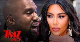 Kim and Kanye 'Trying' to Save Relationship | TMZ