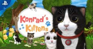 Konrad the Kitten - Update 2.0 | PS VR