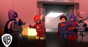 "Lego DC Comics Super Heroes: The Flash | ""Time Loop"" Clip 