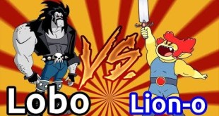 Lion-O vs Lobo Fighting Evolution Max Mugen DC Comics vs Thunder Cats