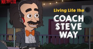 Living Life the Coach Steve Way | Big Mouth | Netflix