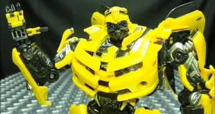 MPM-3 Masterpiece Movie BUMBLEBEE: EmGo's Transformers Reviews N' Stuff
