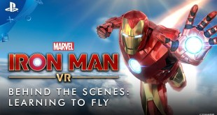 Marvel's Iron Man VR – Behind the Scenes: Learning to Fly | PS VR