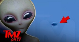 Possible Sighting Of A UFO in Long Beach, CA | TMZ
