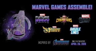 Prepare For the Fight of Your Lives as 'Avengers: Endgame' Sweeps Across Marvel Games