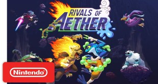 Rivals of Aether - Launch Trailer - Nintendo Switch