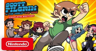 Scott Pilgrim vs The World: The Game - Complete Edition - Announcement Trailer - Nintendo Switch