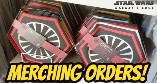 Star Wars Galaxy's Edge - First Order Cargo Merchandise