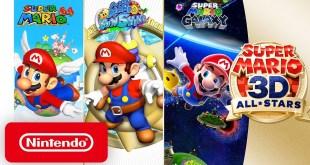 Super Mario 3D All-Stars - Overview Trailer - Nintendo Switch