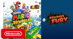 Super Mario 3D World + Bowser's Fury - Announcement Trailer - Nintendo Switch