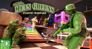 The Mean Greens : Plastic Warfare Gameplay Launch Trailer