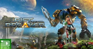 The Riftbreaker Teaser Trailer