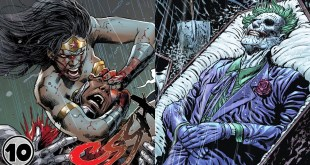 Top 10 DC Comic Deaths Nobody Saw Coming