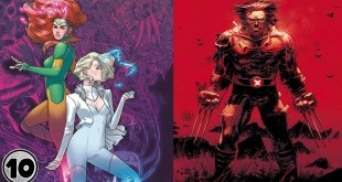 Top 10 X-Men Dawn Of X Comics So Far