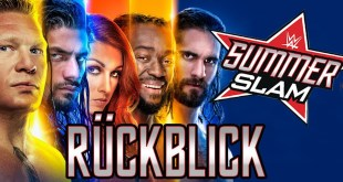 WWE Summerslam 2019 RÜCKBLICK / REVIEW