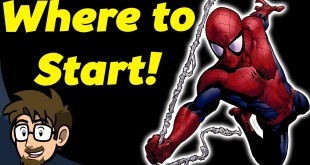 Where to Start Reading Spider-Man!