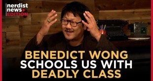 Why Deadly Class Isn't Your Typical Comic Book TV Show (Nerdist News Edition)