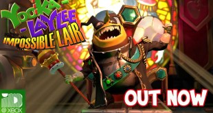 Yooka-Laylee and the Impossible Lair Launch Trailer