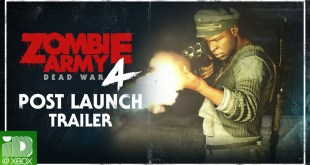 Zombie Army 4: Dead War - Post Launch Trailer | Xbox One