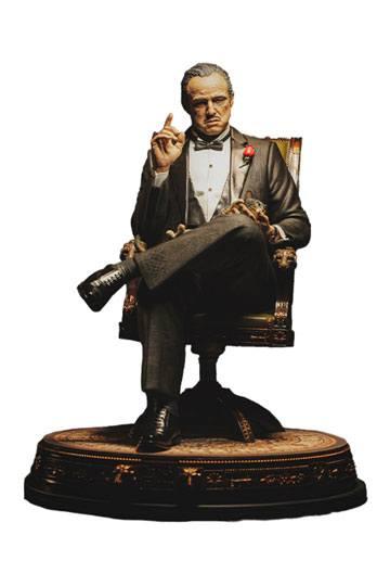 The Godfather Statue 1/3 Vito Andolini Corleone (1972) by Damtoys