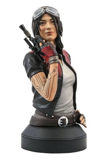 Star Wars Marvel Bust 1/6 Doctor Aphra by Gentle Giant
