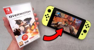 he comprado OVERWATCH para mi Nintendo SWITCH 😅 UNBOXING y Gameplay (también en Switch Lite)