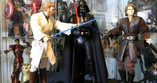 3 1/4 scale Star Wars Statues..Star Wars week Day 3