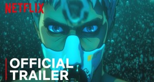 Altered Carbon: Resleeved | Official Trailer | Netflix
