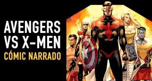Avengers vs X-Men I Cómic narrado