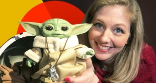 BEHOLD! The BEST Baby Yoda is Hasbro's animatronic cutie