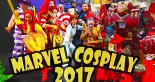 Best Marvel Cosplay - Comic Con 2017